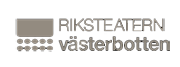 logo riksteatern västerbotten