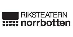 Riksteatern Norrbottens logotyp