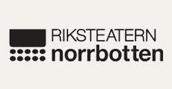 Logotyp Riksteatern norrbotten