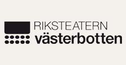 Logotyp Riksteatern Västerbotten