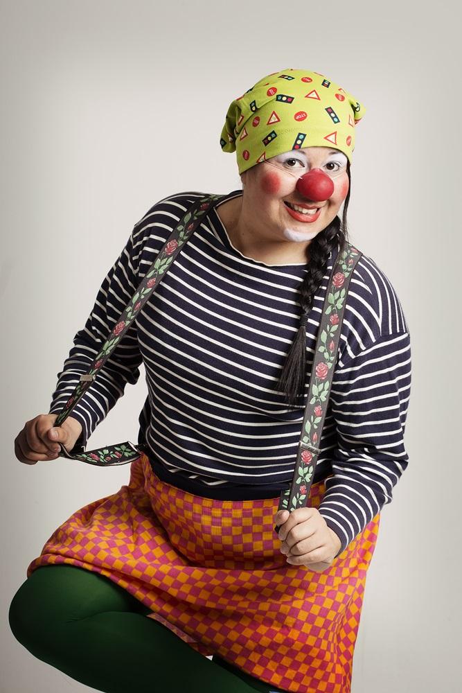 Clownen Signe